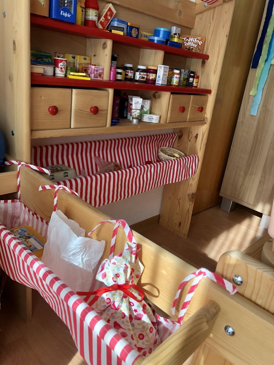 Pinolino Kaufladen Lucy - Massivholz Kaufladen